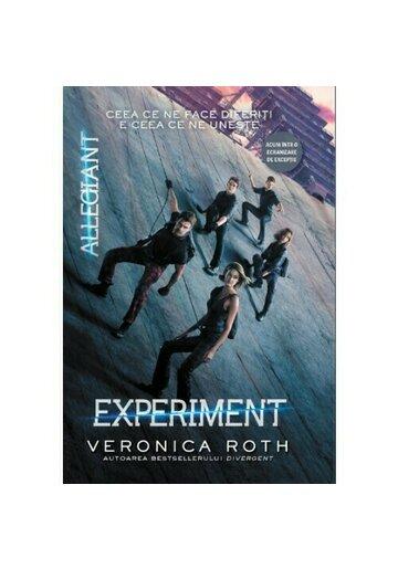Experiment . Seria Divergent, Vol.3