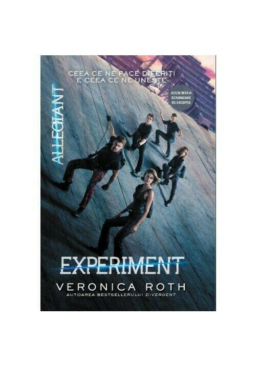 Experiment . Seria Divergent, Vol.3 imagine librex.ro 2021