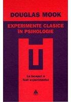 Experimente clasice in psihologie