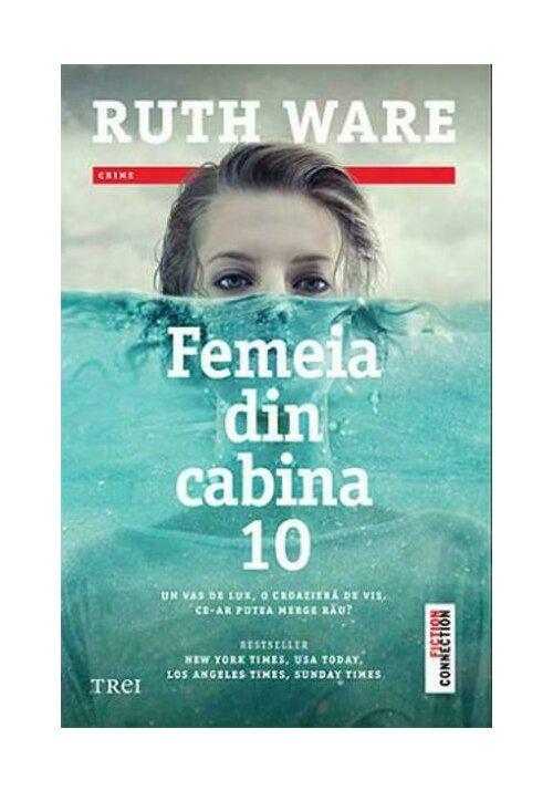 Femeia din cabina 10 imagine librex.ro 2021