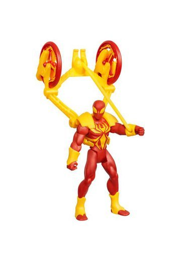 Figurina Iron Spider Man - Catapult Smash