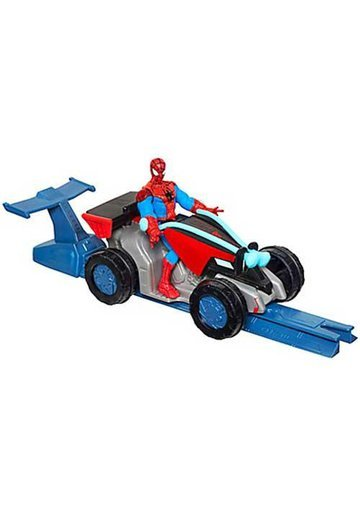 Figurina Spider Man ATV Racer