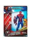 Figurina Spiderman cu Lumini si Sunete