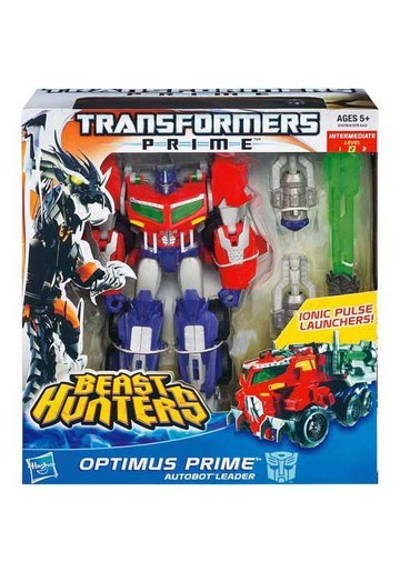 Figurina Transformers Beast Hunters Optimus Prime