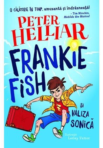 Frankie Fish si Valiza Sonica