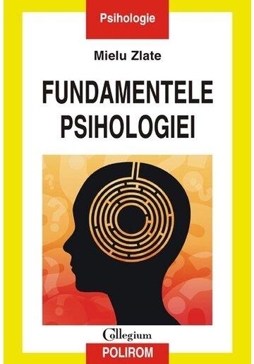 Fundamentele psihologie