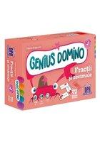 Genius domino: Fractii si zecimale