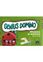 Genius Domino. Multimi si numere de la 1 la 10