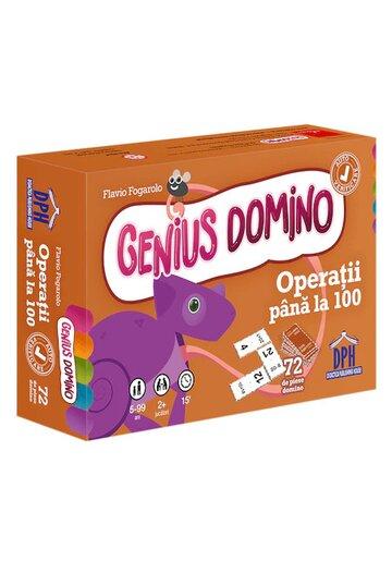 Genius domino: Operatii pana la 100