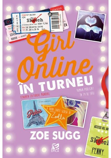 Girl online in turneu.