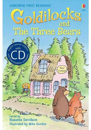 Goldilocks And The Three Bears + Cd