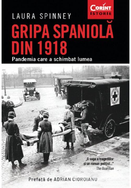 Gripa spaniola din 1918 imagine librex.ro 2021