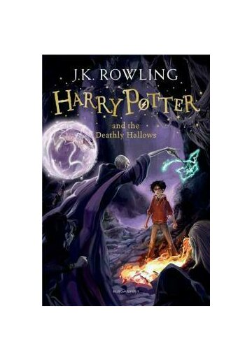 Harry Potter And The Deathly Hallows (Vol. 7)