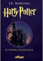 Harry Potter si piatra filosofala. Harry Potter Vol. 1