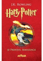 Harry Potter si Printul Semisange. Harry Potter Vol. 6