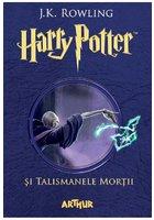 Harry Potter si talismanele mortii. Harry Potter Vol. 7