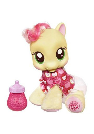 Hasbro - My Little Pony So Soft Apple Sprout