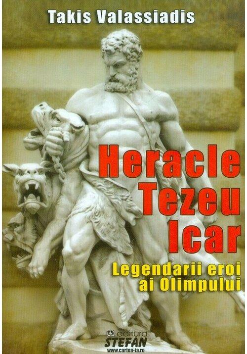 Heracle, Tezeu, Icar. Legendarii eroi ai Olimpului imagine librex.ro 2021