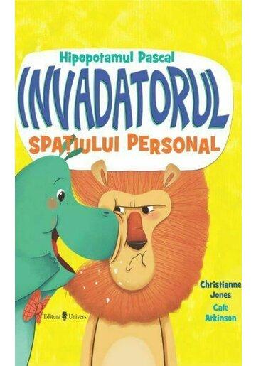 Hipopotamul Pascal, invadatorul spatiului personal
