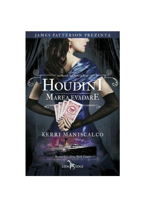 Houdini.Marea evadare. Seria Anchetele lui Audrey Rose, Vol.3 imagine librex.ro 2021