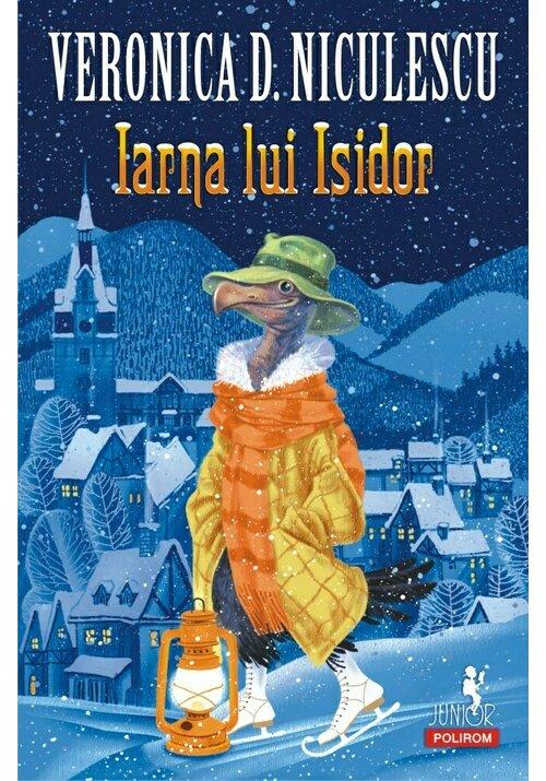Iarna lui Isidor imagine librex.ro 2021