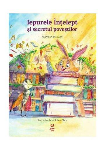 Iepurele Intelept si secretul povestilor