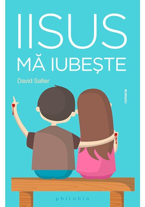 Iisus ma iubeste (roman) imagine librex.ro 2021