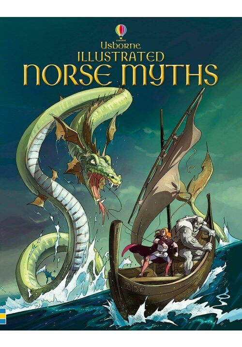 Illustrated Norse Myths imagine librex.ro 2021