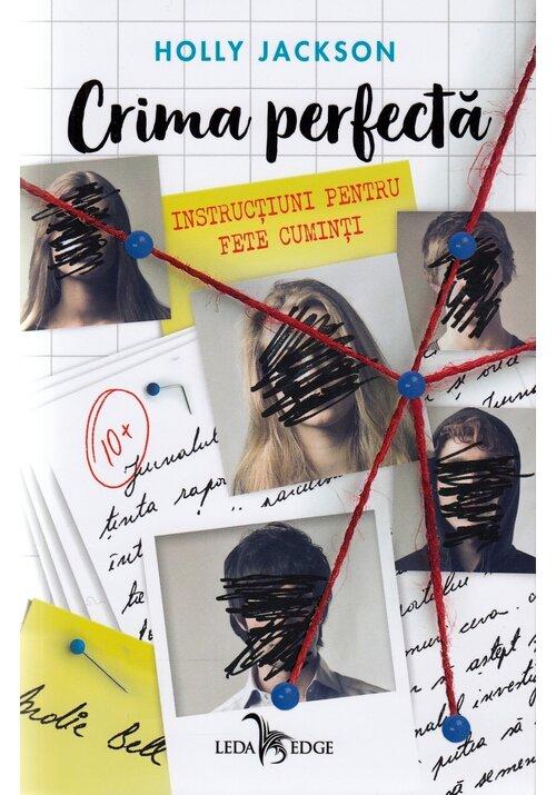 Instructiuni pentru fete cuminti. Seria Crima perfecta Vol. 1 imagine librex.ro 2021
