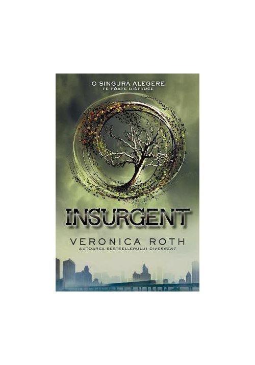 Insurgent. Seria Divergent, Vol. 2 imagine librex.ro 2021