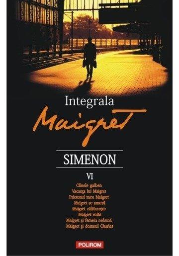 Integrala Maigret: Volumul VI