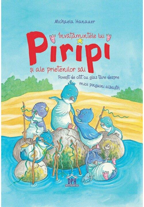 Invatamintele lui Piripi si ale prietenilor sai imagine librex.ro 2021