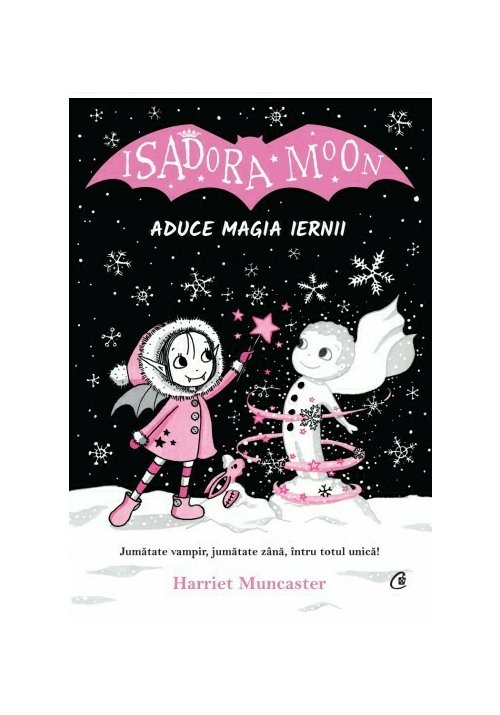 Isadora Moon aduce magia iernii imagine librex.ro 2021