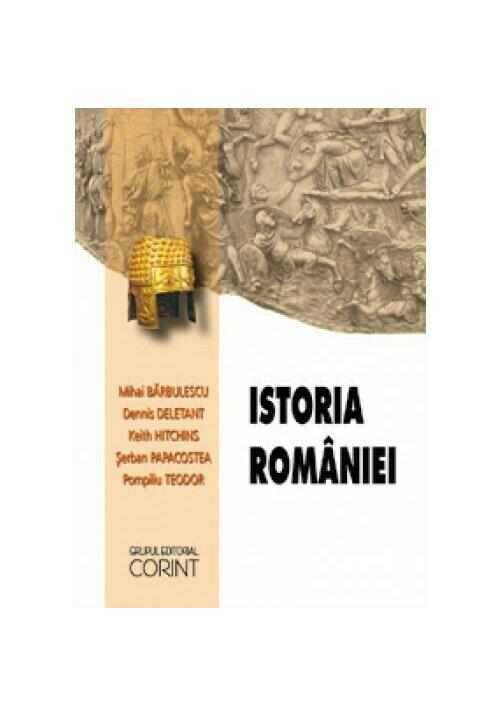 Istoria Romaniei imagine librex.ro 2021
