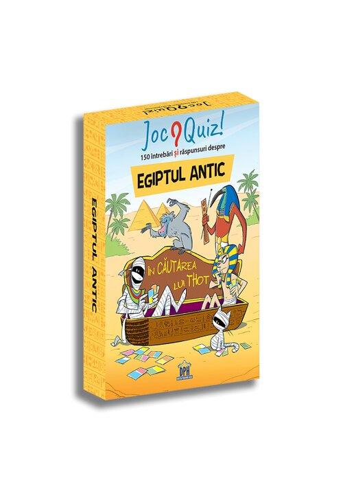 Joc Quiz: Egiptul antic - In cautarea lui Thot imagine librex.ro 2021