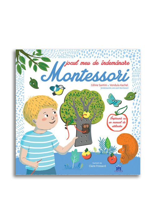 Jocul meu de indemanare Montessori imagine librex.ro 2021