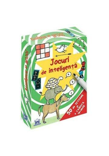Jocuri de inteligenta - 50 de jetoane