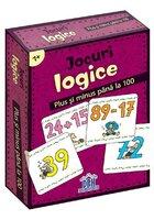 Jocuri logice - Plus si minus pana la 100
