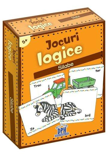 Jocuri logice - Silabe