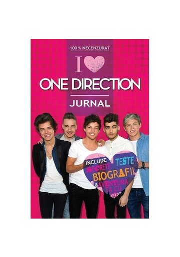 Jurnal One direction