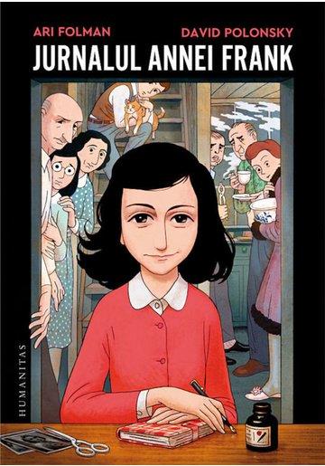 Jurnalul Annei Frank. Adaptare grafica