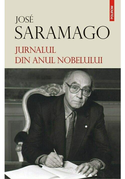 Jurnalul din anul Nobelului imagine librex.ro 2021