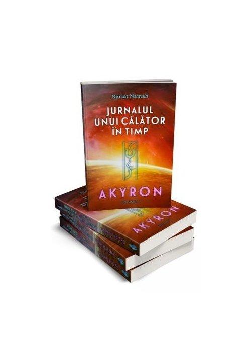 Jurnalul unui calator in timp. Vol. 1: Akyron