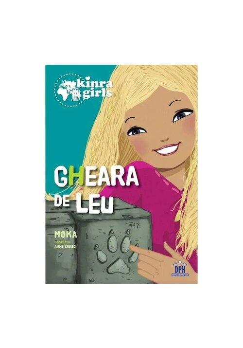 Kinra girls - Vol III - Gheara de leu imagine librex.ro 2021