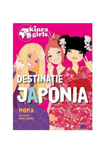 Kinra girls - Vol V - Destinatie Japonia