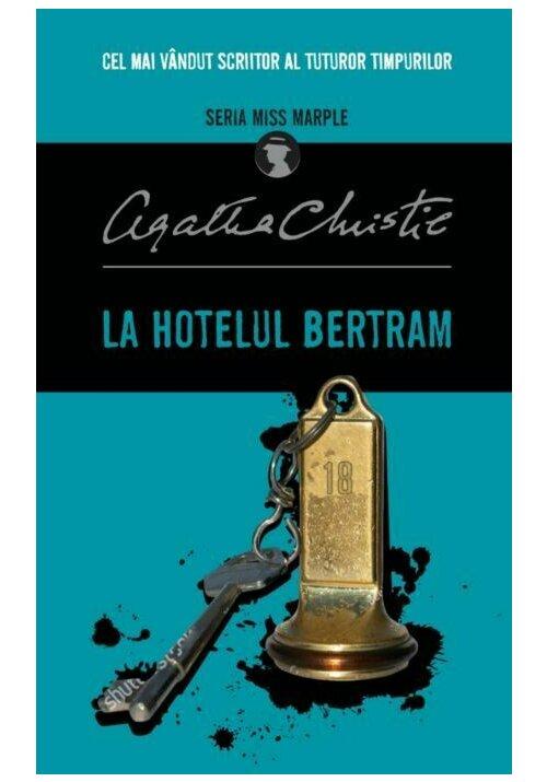 La hotelul Bertram imagine librex.ro 2021