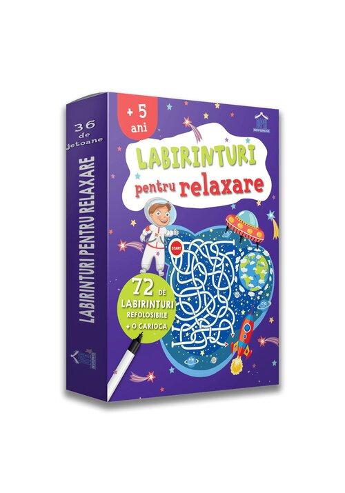 Labirinturi pentru relaxare imagine librex.ro 2021