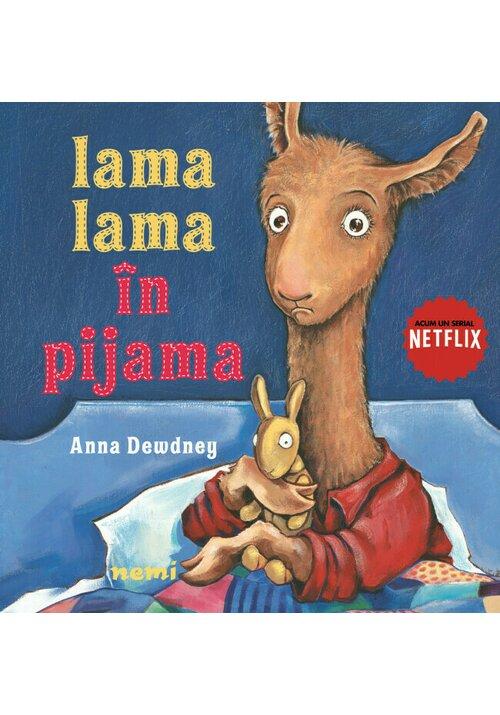 Lama Lama in pijama imagine librex.ro 2021