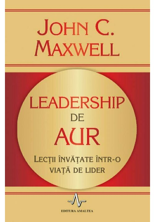 LEADERSHIP DE AUR imagine librex.ro 2021