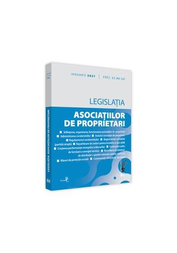 Legislatia asociatiilor de proprietari: IANUARIE 2021